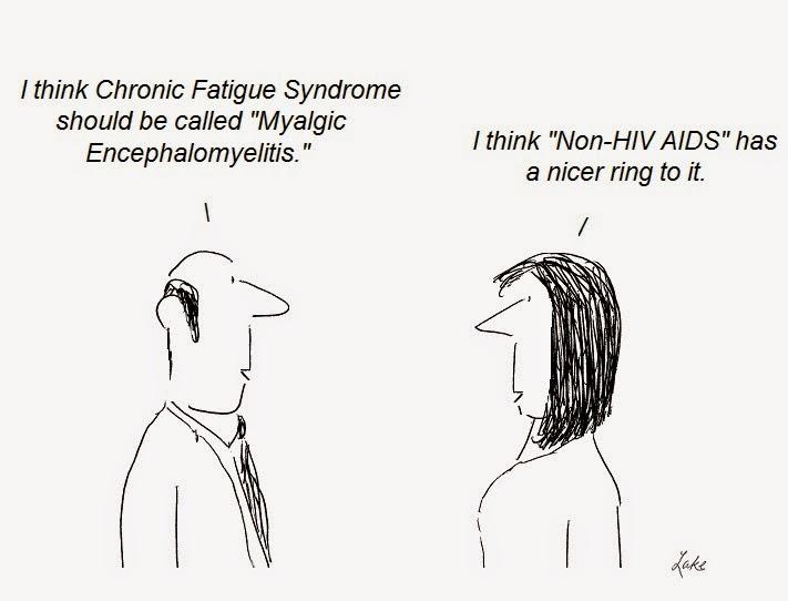 myalgic encephalomyelitis, aids, cfs, chronic fatigue syndroem, julian lake, gay, epidemiology