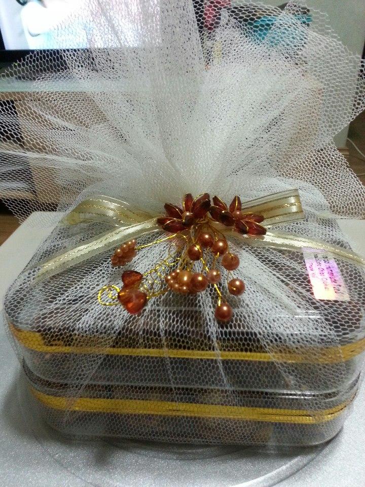 K Azraei Homemade Food Cookiesdoor Gift