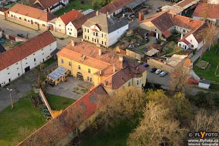 zámek Brňany