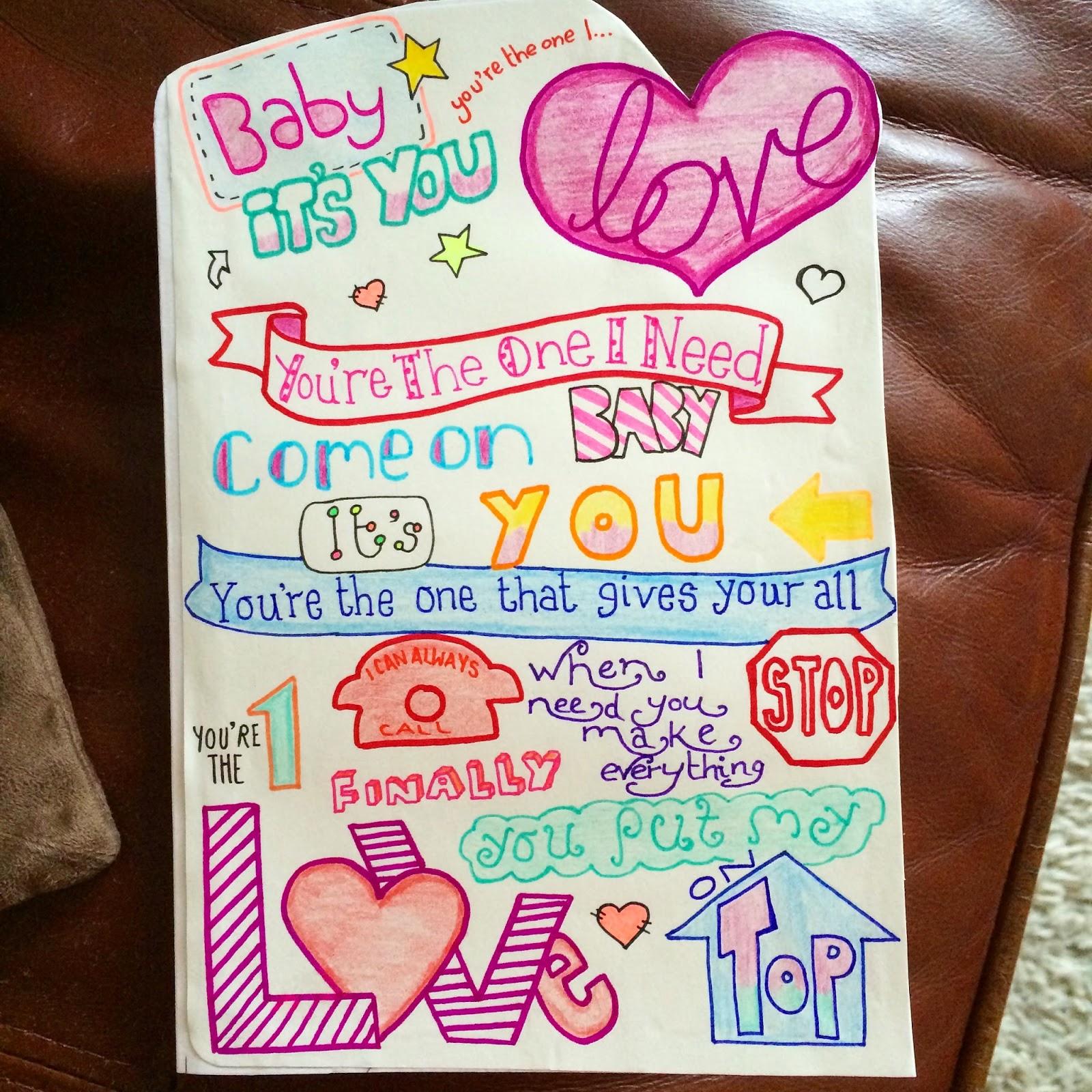 beyonce-lyrics-valentines-card-love-on-top