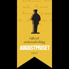 Ambassadör för Augustpriset