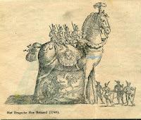 Ros Beiaard van Brugge 1749