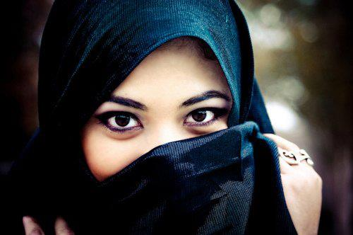Wanita Muslimah Berhijab