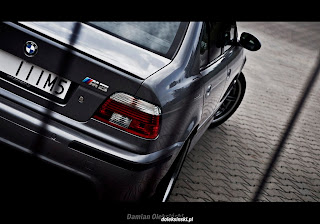 BMW E39 M5 by Damian Oleksinski