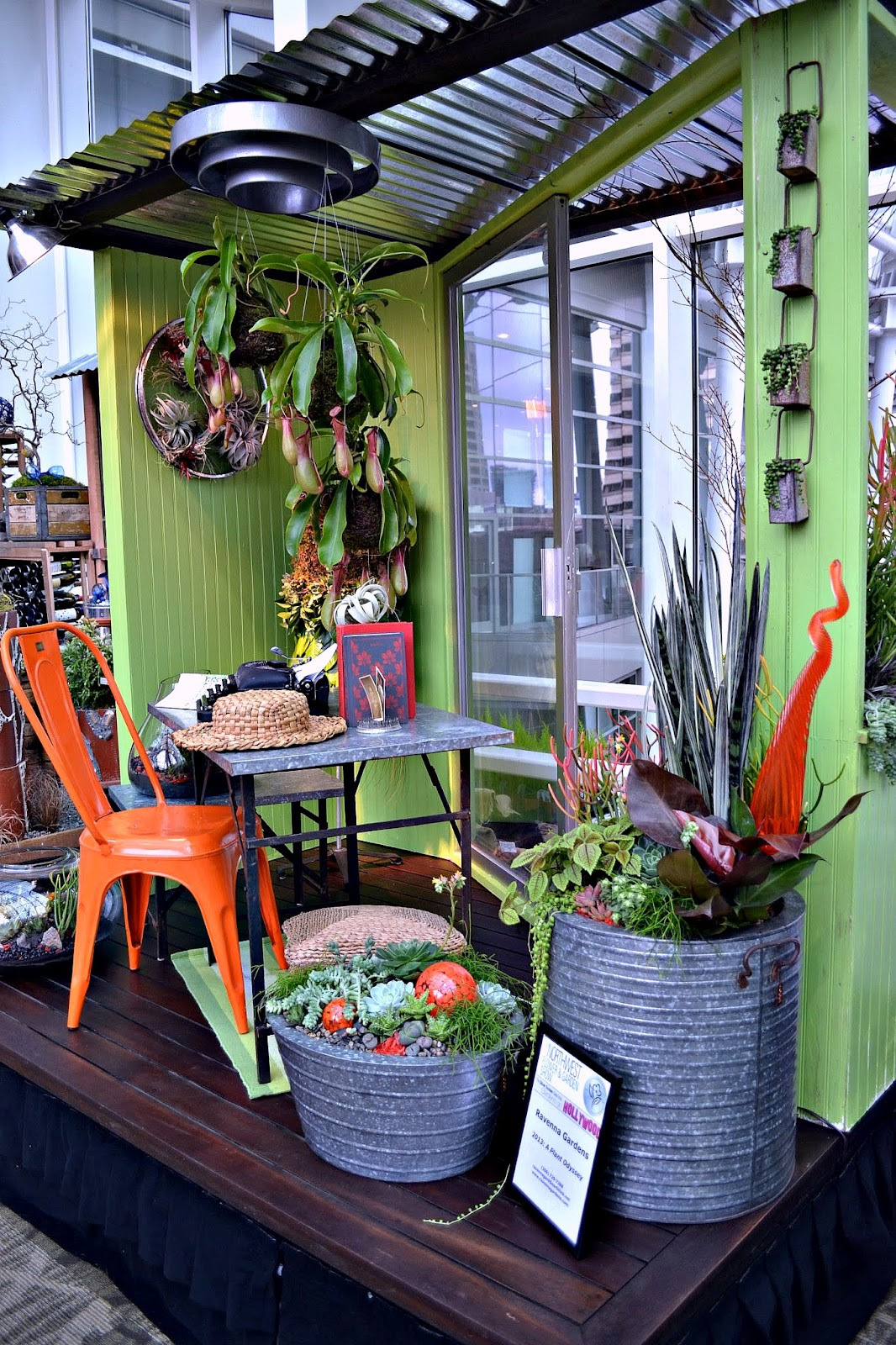 The Outlaw Gardener: Northwest Flower and Garden Show Part One: The ...