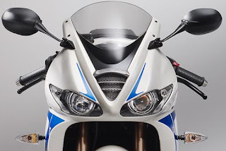 2011 Triumph Daytona 675 Special Edition Head lamp
