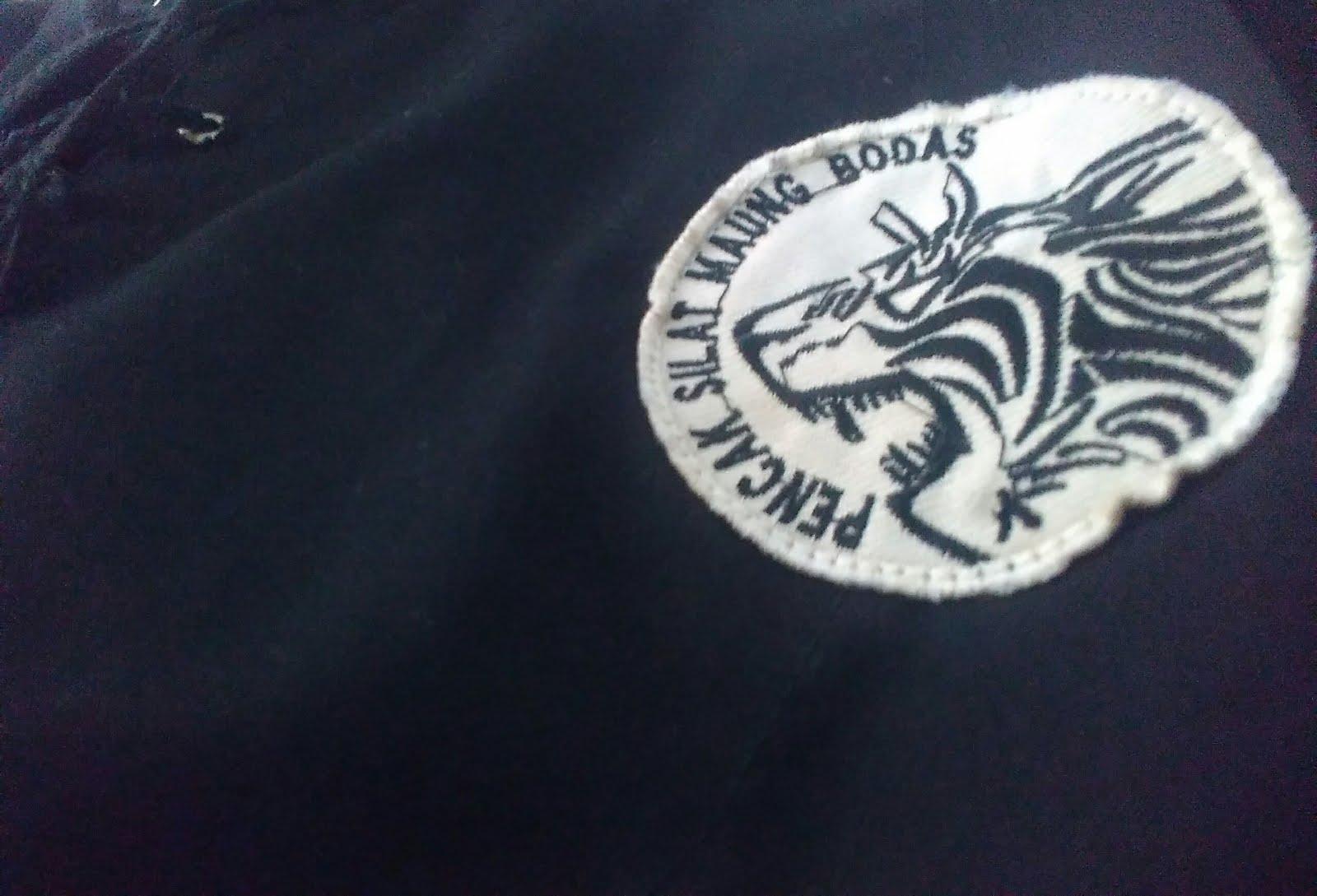 Logo Pencak Silat Maung Bodas