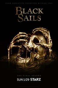 Black Sails Temporada 4×08