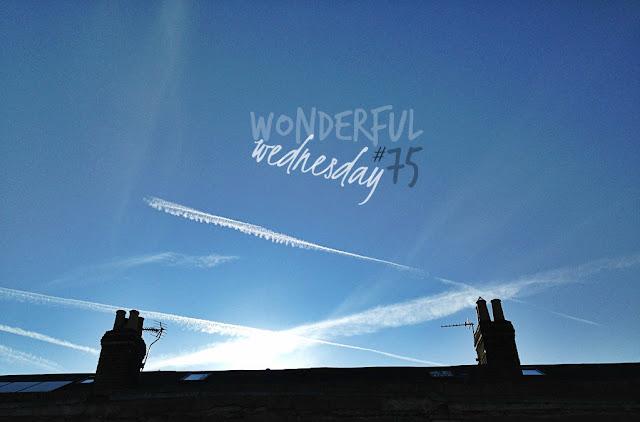 Wonderful Wednesday #75
