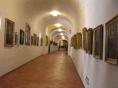 Il galletto canterino il 40 anno del corridoio vasariano - Il tappeto del corridoio ...