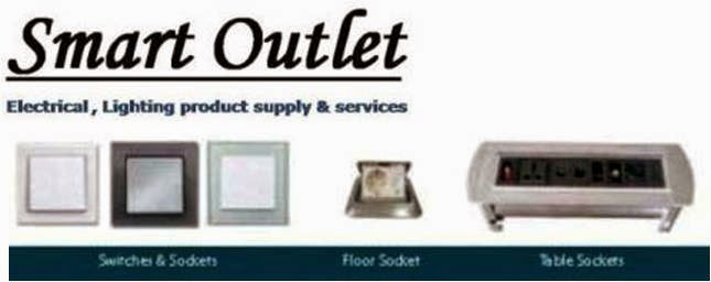 Smart Outlet:Solusi kebutuhan produk instalasi listrik dan penerangan