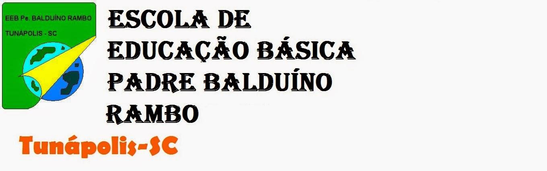 E.E.B. Pe. Balduíno Rambo