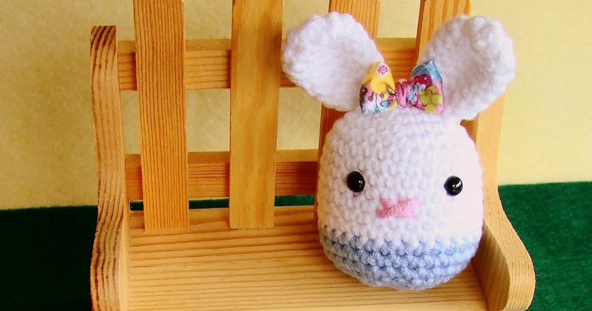 amiguria amigurumi: Free Pattern Bunny and Eggs