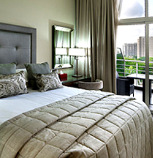 The George Two Bedroom Penthouse suite