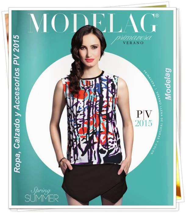 Modelag Primavera Verano 2015