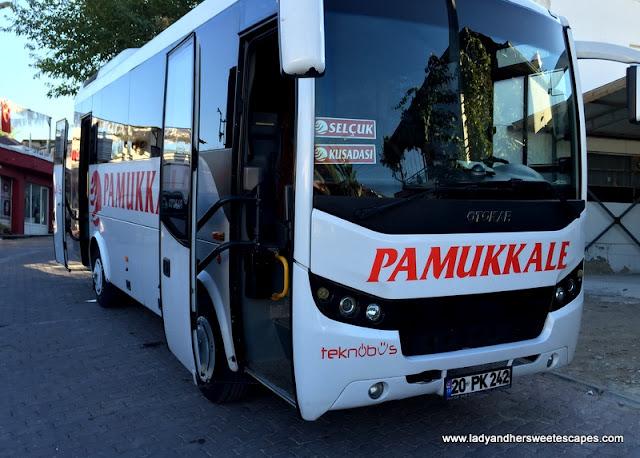 Pamukkale Turizm Bus