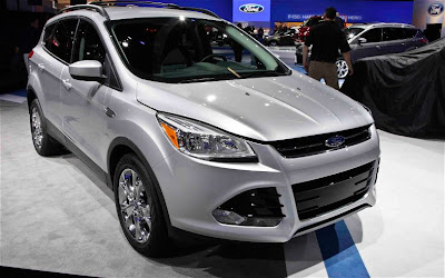 2013 Ford Escape Release Date & Reviews