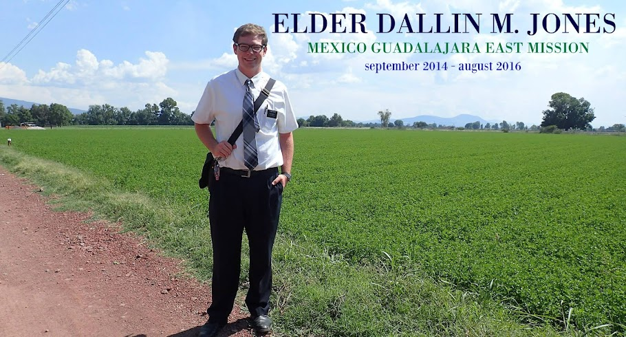 Elder Dallin M. Jones