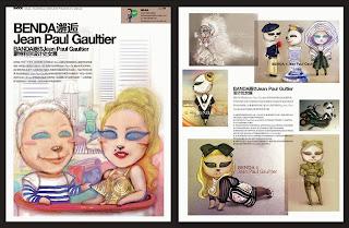 Jean Paul Gaultier Montreal BenLiu Benda