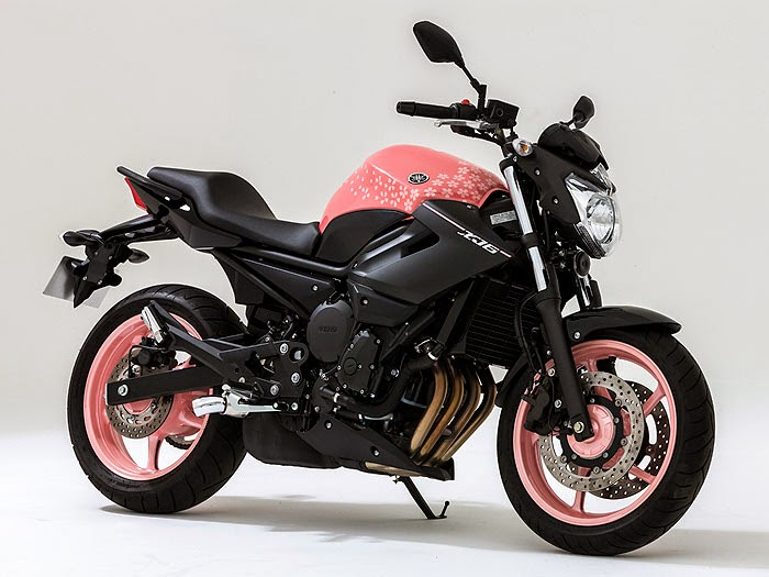 planet japan blog yamaha xj6 sakura abs 2014. Black Bedroom Furniture Sets. Home Design Ideas