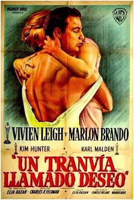 Un Tranvia Llamado Deseo [1951] español de España, cine clasico