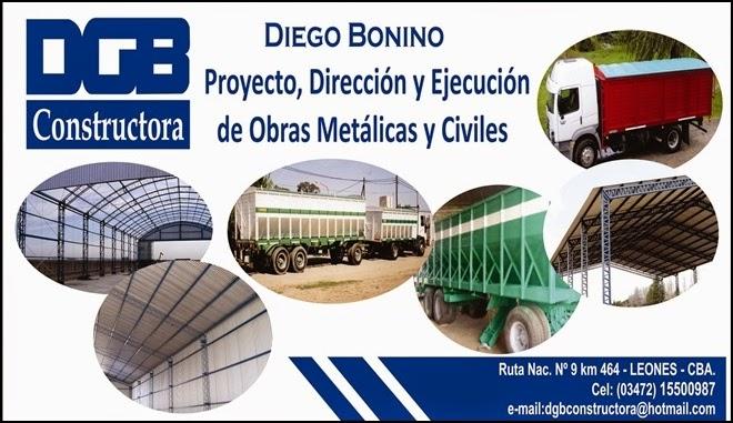 ESPACIO PUBLICITARIO: BONINO CONSTRUCTORA