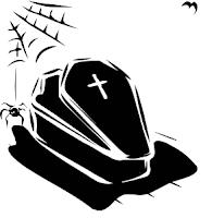 death, coffin