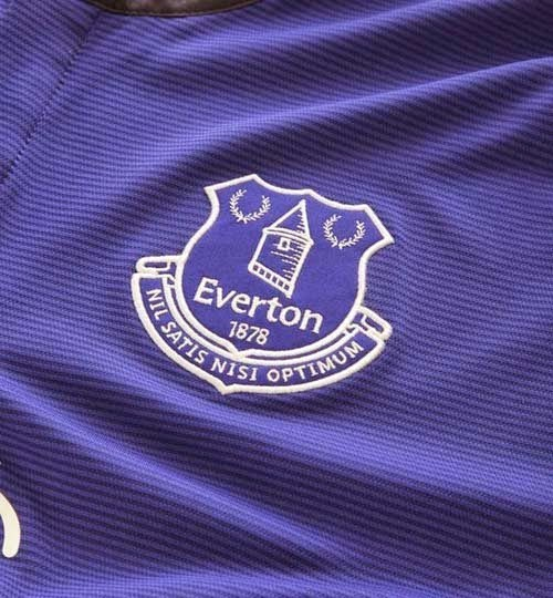 Umbro released 2014/15 Everton home kit