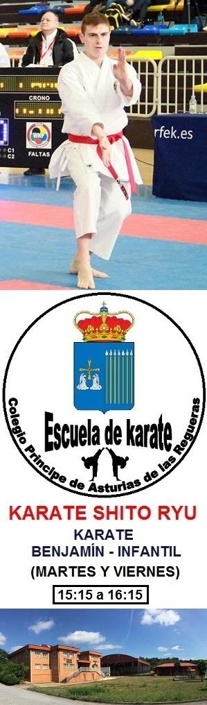 Escuela de Karate Las Regueras.