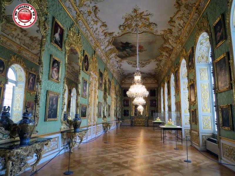 Munich - Interior de la Residenz