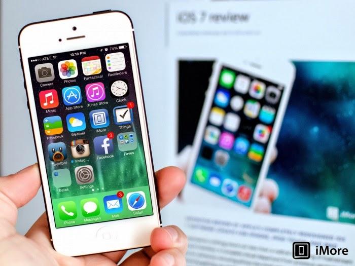 cập nhật iOS 7.1.1