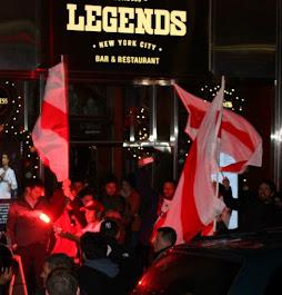 The Football Factory @ Legends Bar