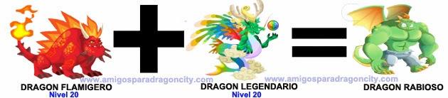 como sacar el dragon rabioso en dragon city formula 1