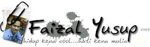 Layari Web Rasmi Faizal Yusup