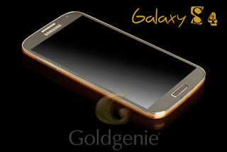 Galaxy S4 Gold Edition