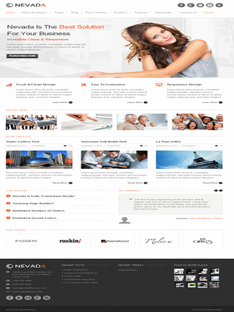 ecommerce html css themes reviews nevada fashion ecommerce html css template