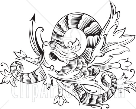 tribal dragon tattoo meaning. girlfriend Tribal dragon
