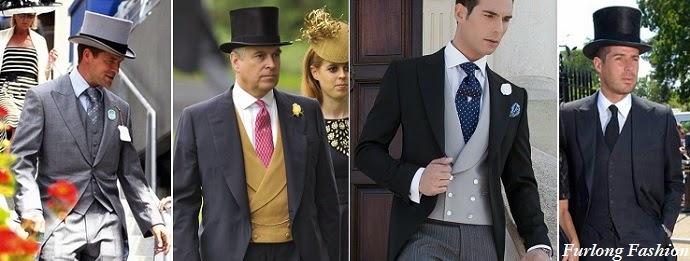 Mens Fashion at Royal Ascot