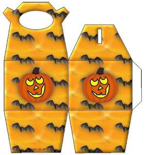 Halloween - papelaria