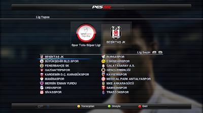 pestsl2 - Pes 2012 T�rkiye Spor Toto S�per Ligi Yamas�