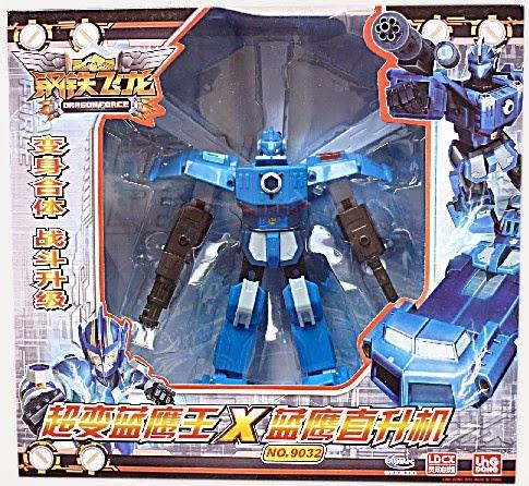 Kado ulang tahun berupa mainan robot keren untuk anak cowok
