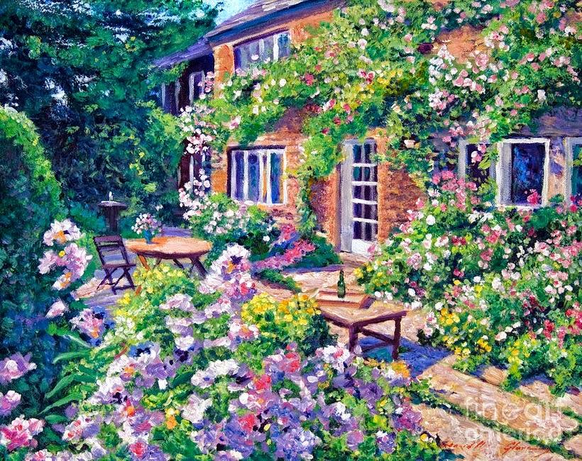 pinturas-de-flores-en-paisajes-decorativos