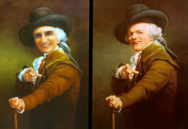 Personalised Nobel Painting get nobilified