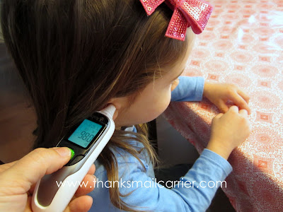 Safety 1st Talking Thermometer review