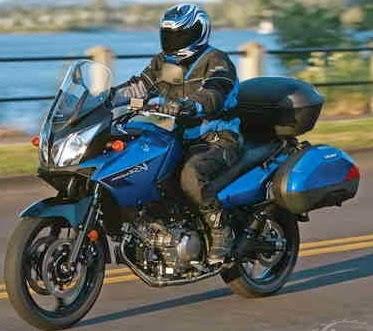 2007 Suzuki V-Strom 650 ABS