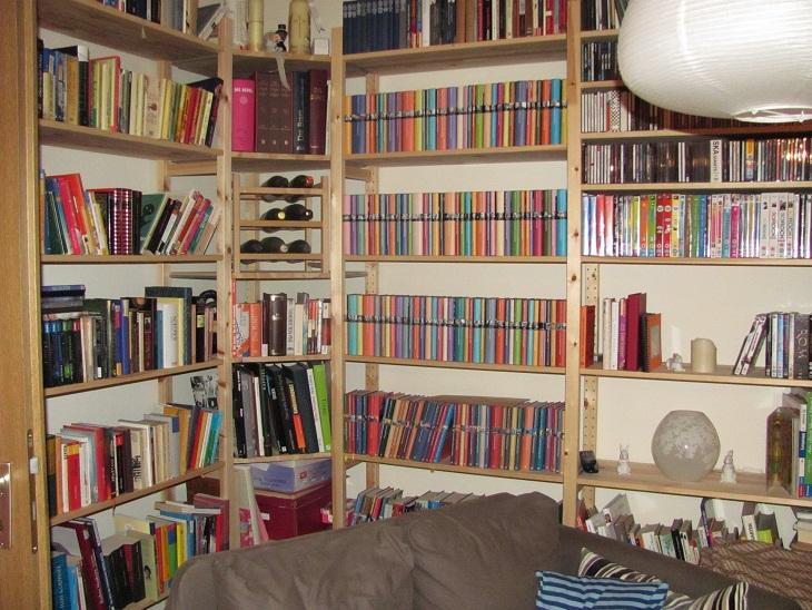 kinderk chekirche projekt b cher sortieren. Black Bedroom Furniture Sets. Home Design Ideas