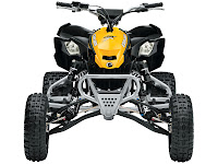 2013 Can-Am DS 450 Xmx ATV pictures 4