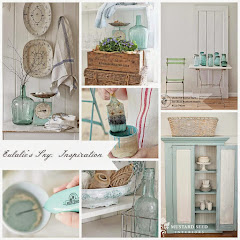 Just click the collage (photo: oldredbarn.be) and order Miss Mustard Seed's Milk Paint online!