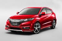 Honda Vezel (Mugen) (2015) Front Side