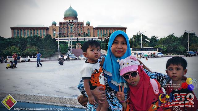 Dataran Putrajaya getaway